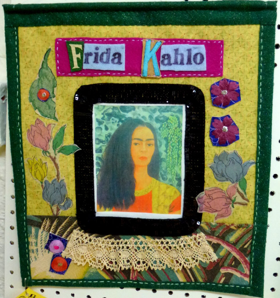 Who can forget Frida?